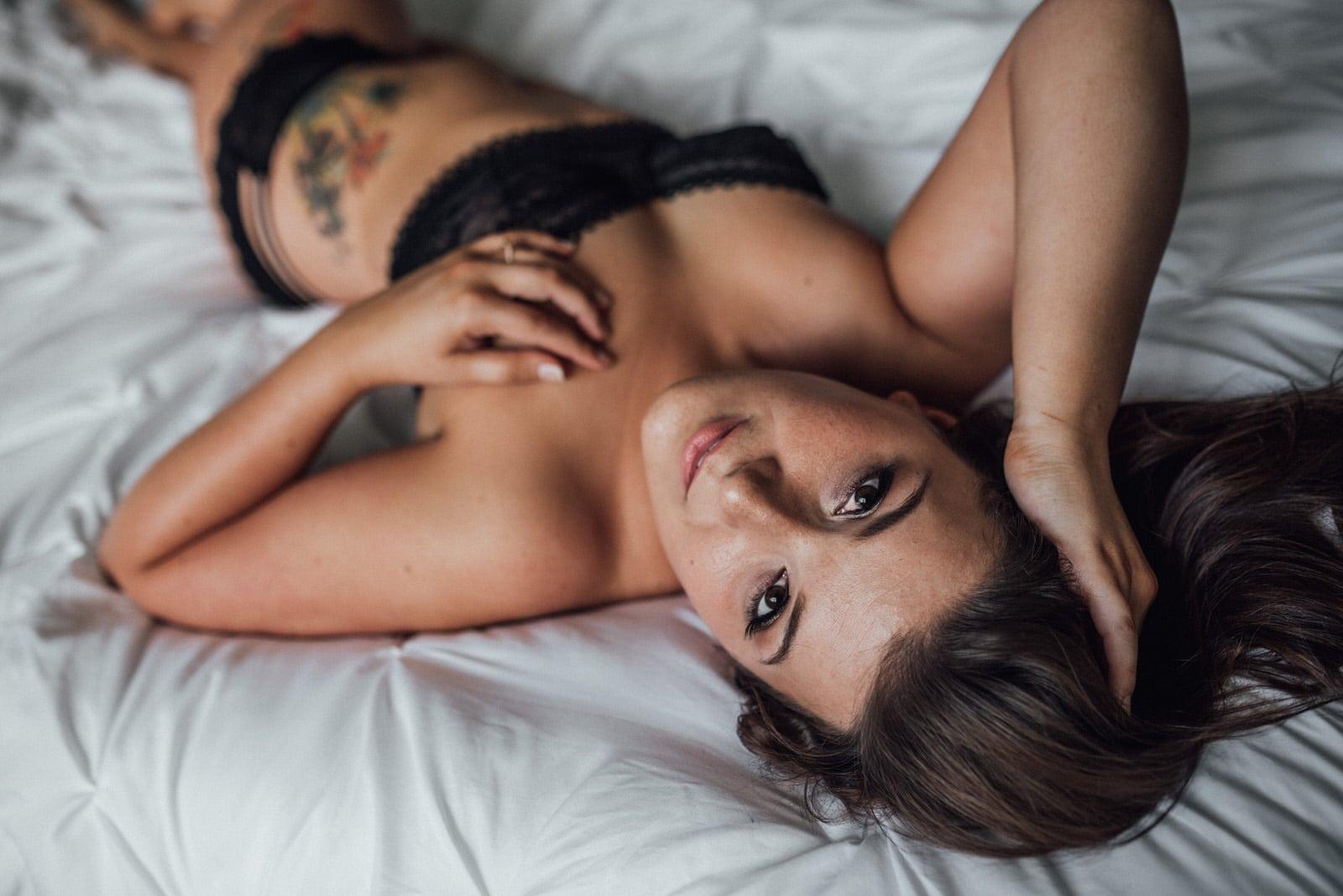 New Jersey boudoir photographer