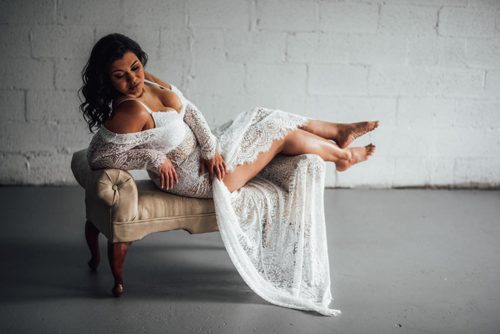 New Jersey bridal boudoir photographer