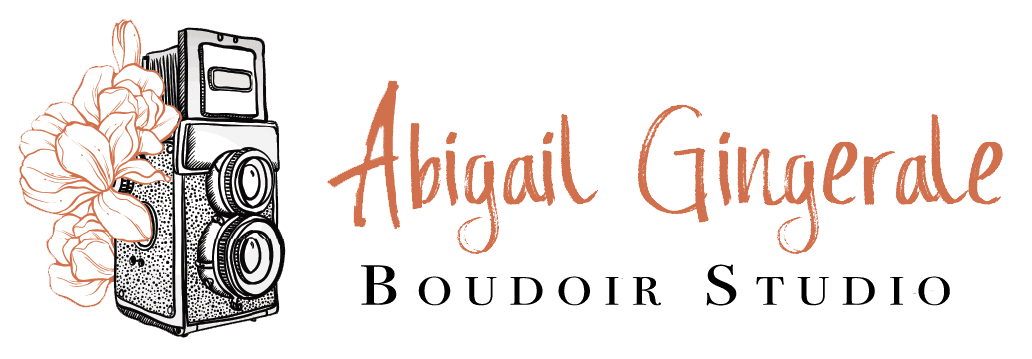 New Jersey Boudoir Photographer | Abigail Gingerale Photography