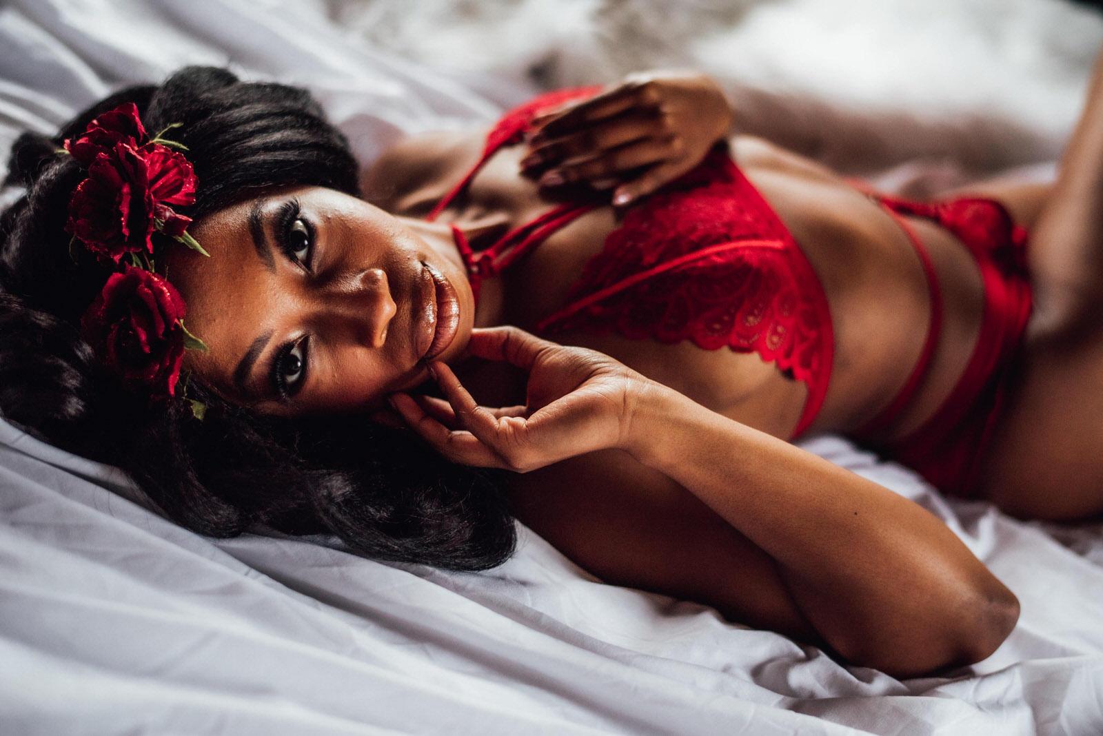 tirena's boudoir experience testimonial